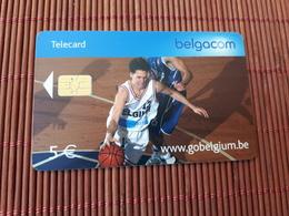 Phonecard Sport Used - Belgique