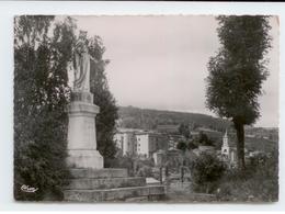 CPSM 1953 LOIRE CHALMAZEL VUE GENERALE TBE - France