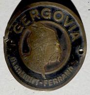Plaque De Velo Gergovie - Autres