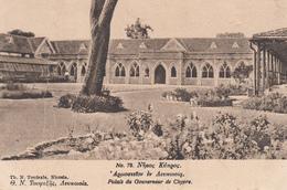 CHYPRE / CYPRUS Palais Du Gouverneur De Chypre, Nicosie - 1943 - Chipre