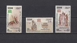 Rép.du Soudan : 162/ 164 ** - Soudan (1954-...)