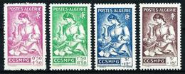 Argelia (Francesa) Nº 205/8 Nuevo* - Argelia (1924-1962)