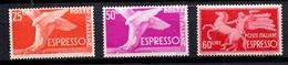 Italie Expres YT N° 30, N° 31A  Et 32 Neufs ** MNH. TB. A Saisir! - 6. 1946-.. Republik