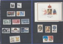 NORWEGEN  Jahrbuch 1988, Postfrisch **, MiNr.  986-1008 - Ganze Jahrgänge