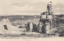 LE CROISIC: Les Marais Salants - Chargement Du Sel - Le Croisic
