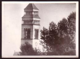 WW II - Photo De Presse - 26-09-1938 - Kehl - Observatoire Allemand Dans La Tour De L'Eglise - Dim. 170 X 130 Mm. - Guerra, Militari