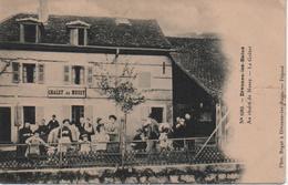 DIVONNE LES BAINS  AU CHALET DU MUSSY  LE GOUTER - Divonne Les Bains