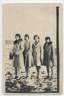 D 83 LA SEYNE SUR MER.  CARTE PHOTOS LES SABLETTES ANN 1930 SUR LA PLAGE - La Seyne-sur-Mer