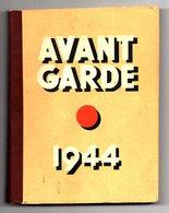 """ALMANACH """" AVANT GARDE """" 1944 .jeunesses Communistes De France - Livres, BD, Revues"""