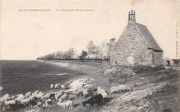 SAINT BROLADRE - Chapelle Sainte-Anne - Moutons - Autres Communes