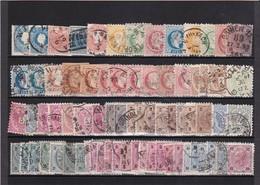 Österreich, Dublettenposten 1850-1917, Gest. (K 5474 ) - 1918-1945 1. Republik