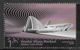 AZERBAIJAN, 2019, MNH,UIA INTERNATIONAL FORUM, TOURISM, 1v - Holidays & Tourism