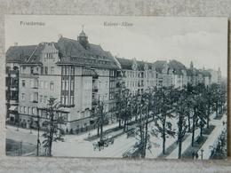 FRIEDENAU         KAISER ALLEE - Schoeneberg