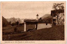 TORINO-MIGLIERE CAPPELLA SANT'ANTONIO DEL BIOLETO - Italia