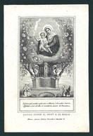 Incisione: SACRO CUORE DI GESU' E DI MARIA -  Mm. 94 X 144 - E - PR - Religione & Esoterismo