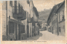 TORINO-CARAVINO VIA CAPITANO SANDINO - Altri