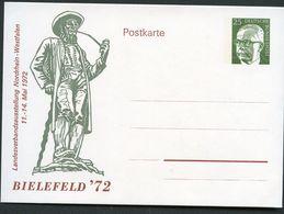 BIELEFELD LEINEWEBER Bund PP45 D2/001-I 1972  NGK 4,00 € - Denkmäler