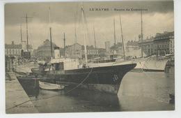LE HAVRE - Bassin Du Commerce (Bateau PILOTE - HAVRE ) - Harbour