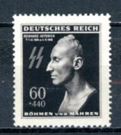 Böhmen & Mähren   ---   Y&T   110   XX     Mi   131    ---     MNH  --  TTB - Oblitérés