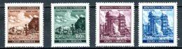 Böhmen & Mähren   ---   Y&T    65 - 68    XX     Mi    75 - 78    ---    MNH   ---   TTB - Bohême & Moravie