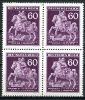 Böhmen & Mähren   ---   Y&T    101    XX     Mi   113   ---    MNH  --  4er Block  --  TTB - Bohême & Moravie