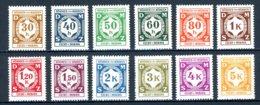 Böhmen & Mähren   ---   Y&T  Taxes  1 - 12   X     Mi   Dienst  1 - 12    ---    TTB - Bohême & Moravie