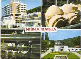 Niska Banja- Traveled -FNRJ - Serbie
