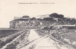 L Aiguillon Sur Mer Vue Du Rocher De La Dive On Voie Des Trace Voie Ferré Chemin De Fer éditeur Lucien Amiaud N°2940 - Autres Communes