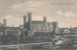 TORINO-IVREA CASTELLO DELLE QUATTRO TORRI - Italia