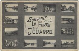 77  La Ferte Sous Jouarre Vues Multiples - La Ferte Sous Jouarre