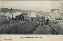 77  La Ferte Sous Jouarre  Rue Thiers - La Ferte Sous Jouarre