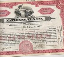 National Tea Co. - Landbouw