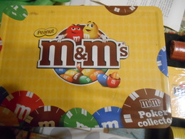 M & M's-poker Collector - Group Games, Parlour Games