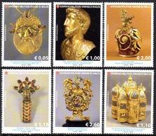 Ordre De Malte SMOM 2019 01 Orfévrerie, Objets En Or, Archéologie - Malte (Ordre De)