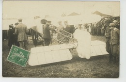 AVIATION - DIEPPE - Belle Carte Photo D'un Meeting D'aviation En 1913 - Photo HÉMERY à DIEPPE - Dieppe