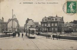 DUNKERQUE Le Pont Thiers La Sous-préfecture - Dunkerque