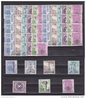 España Nº 1802 Al 1808 - 10 Series - 1961-70 Nuevos & Fijasellos