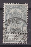 N° 53 Défauts GENAPPE - 1893-1907 Coat Of Arms