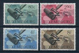 1949- LUSSEMBURGO -U.P.U. -4 VAL.  - M.N.H.- LUXE !! - Luxemburg