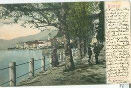 Bellagio 1904; Lago Di Como - Circulated. (Stengel En Co. - Dresden) - Como