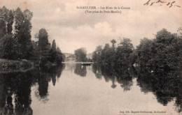 CPA - ST GAULTIER - LES RIVES De LA CREUSE ... - Edition Sageret-Guilloiseau - France