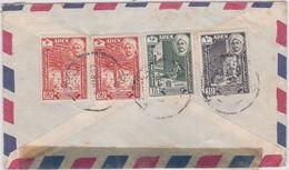 LSC - De ADEN Pour  LONDRES  1957 - Aden (1854-1963)