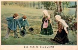 CPA - LES PETITS LIMOUSINS ... - Edition Théojac - Limousin