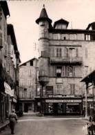 CPSM - FIGEAC - MAISON SISTERON ... (magasin Chapellerie) - Edition Apa-Poux - Figeac