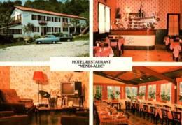 "CPM - ASCAIN - HOTEL RESTAURANT ""MENDI-ALDE"" ... - Edition Rameaux - Ascain"