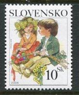 SLOVAKIA 2006 Easter MNH / **.  Michel 531 - Ungebraucht