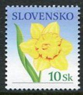 SLOVAKIA 2006 Definitive: Flower 10 Sk. MNH / **.  Michel 530 - Ungebraucht