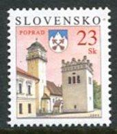 SLOVAKIA 2006 Definitive: Towns 23 Sk. MNH / **.  Michel 529 - Ungebraucht