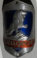 Plaque De Velo Peugeot - Altre Collezioni
