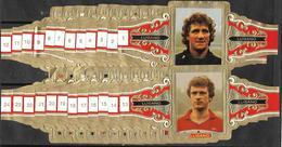 Sig:4: De 24 Banden [h:56mm] : Voetbal Mexico Belg.ploeg...verder Uit Te Zoeken.... LUGANO - Bagues De Cigares